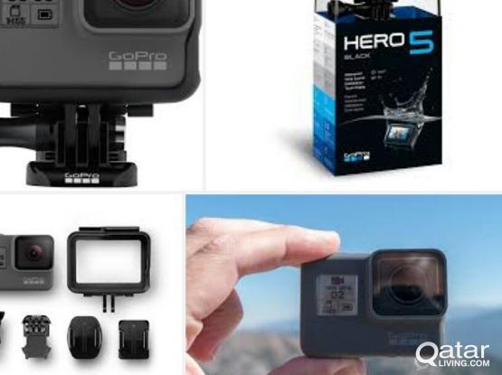 Information Brand New Gopro Hero 5 Black