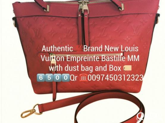 authentic Louis vuitton empreinte brand new