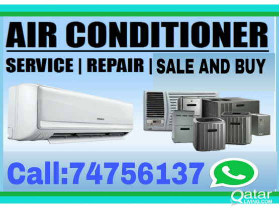 A/C Sale and Fixing Service, Repair Call:74756137