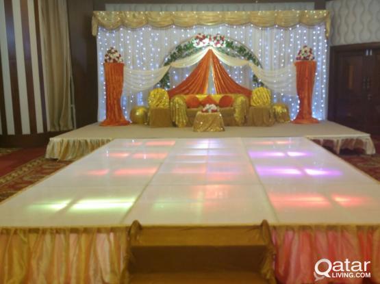Wedding decoration and planning services qatar living junglespirit Images