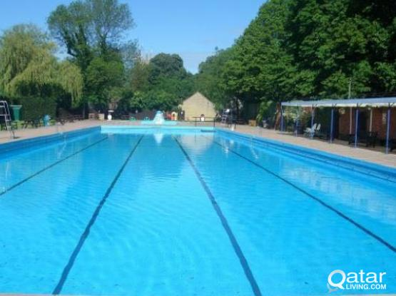 We do Swimming Pool Cleaning Maintenance