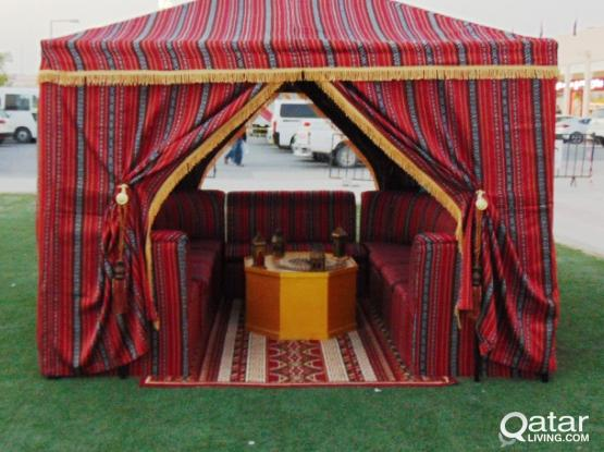 Information. 3X 3 ARABIC TENT ... & ARABIC TENT AVAILABLE FOR SALE | Qatar Living