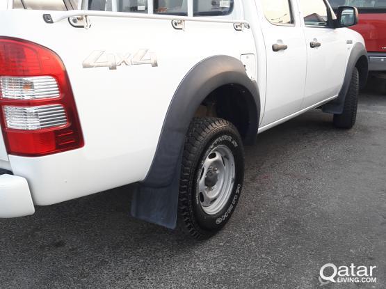 Ford ranger low k.m