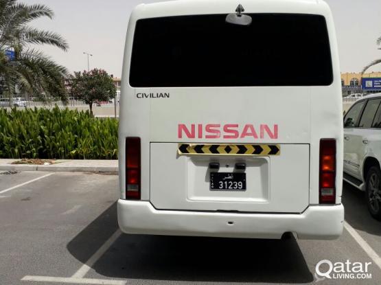 For Sale Nissan Civilan 2008