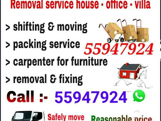 shifting carpenter low prices call 55947924