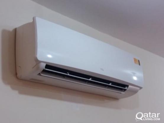 TCL AIR CON (1/1.2 TON)