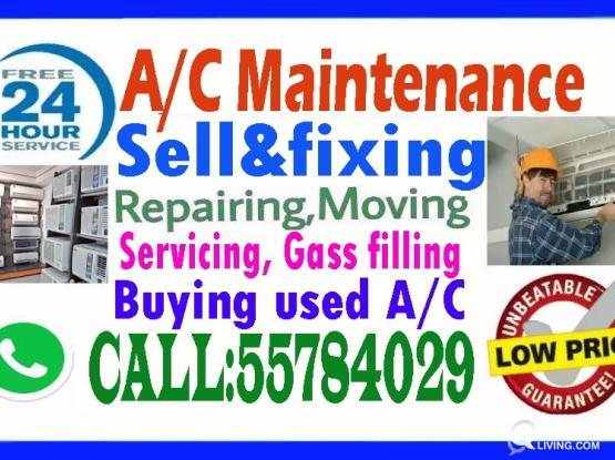 55784029 A/c sale buy repair services fixing low price
