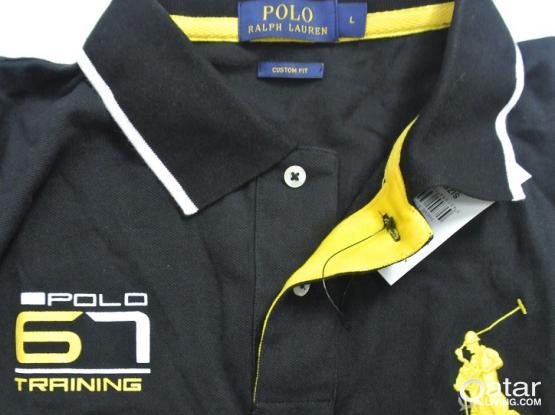 SALE Ralph Lauren POLO shirts 100% Original and backpacks