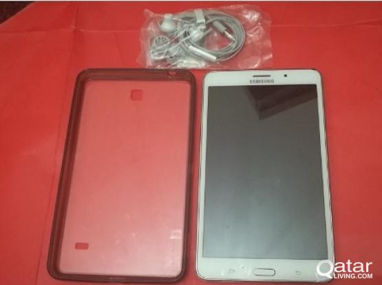 "Samsung Tab 4 7"" 3G voice call + WiFi / 16GB"