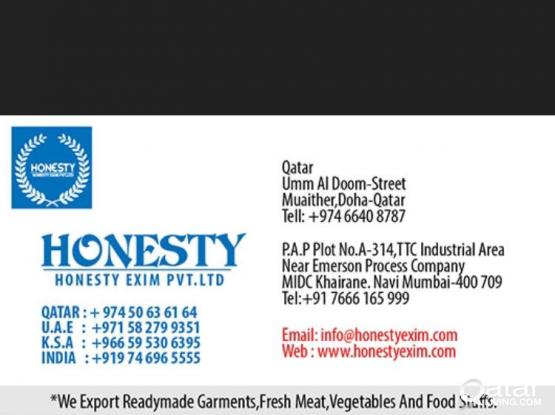 Import & Exporting from Indian vegetables Etc     Qatar Living