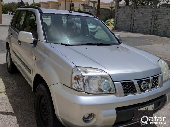 Urgent Sale- Nissan X-Trail 2010- New Istamara- 89