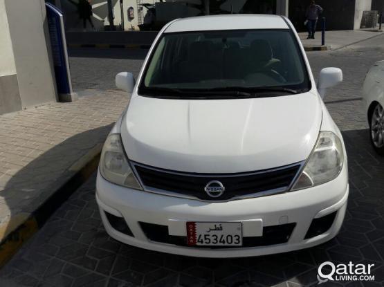 Nissan tiida very good condition urgent sale