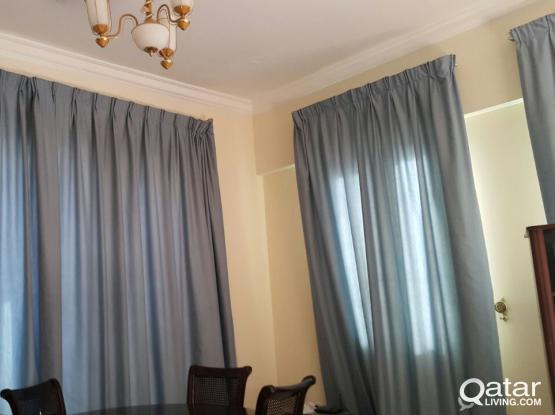 Executive  luxury Flat is available 2BHK for sharing in corniche location