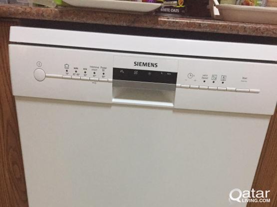 Seimens Dishwasher