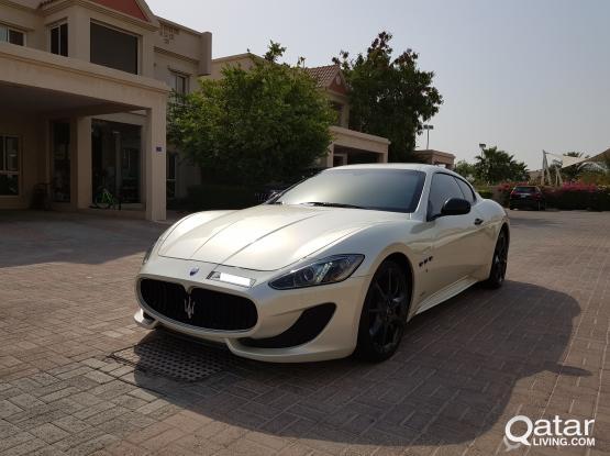 Maserati Granturismo S - F1 Gear - Pearl Color