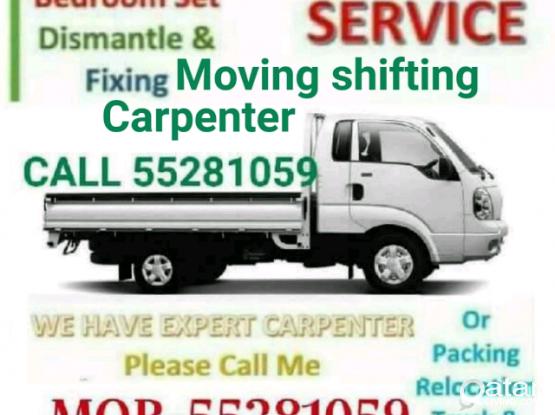 Moving shifting carpenter service call55281059