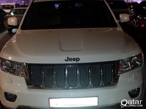 Jeep Grand Cherokee 5.7 Limited 2012