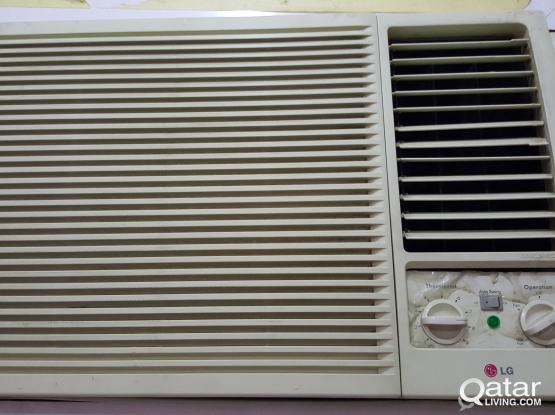 LG AC 1 5 TON WITH VERY GOOD CONDITION