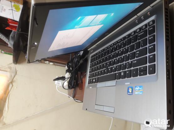 HP core i7 Laptop 2gbamd grafics. exitent offer