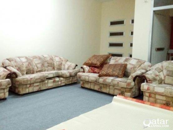 BED SPACE AVAILABLE NEAR QATAR ISLAMIC MUSEUM ONLY FOR KERAlIATE MUSLIM