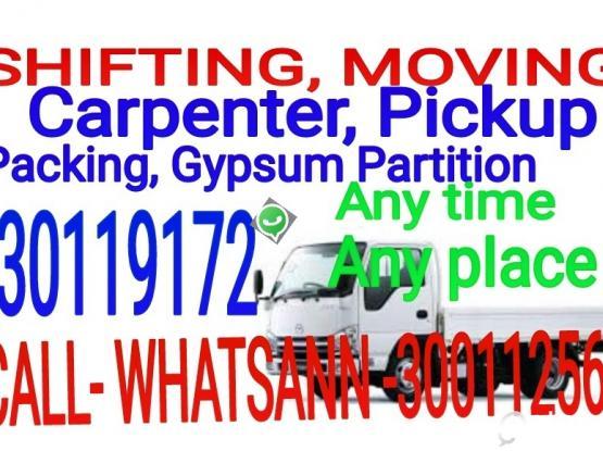 moving & shifting....... 30011256