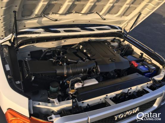 Low mileage Toyota FJ Cruiser for sale