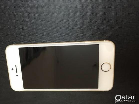 iPhone SE 64GB FOR SALE