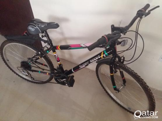 Brand New Bicycle (0 km)