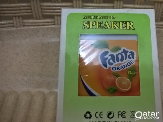 MP3-Portable speaker NEW