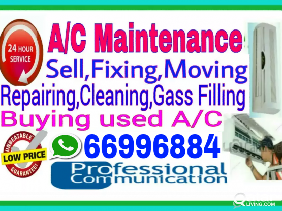 A/C Sale and  Fixing,Service,Repair Call: 66996884
