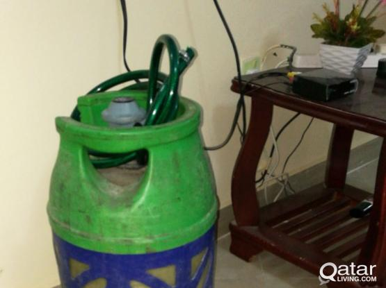Gaz cylinder