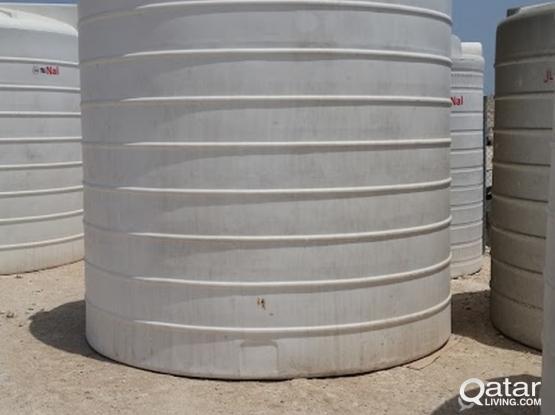 USED WATER TANK URGENT SALE 5K GALLON