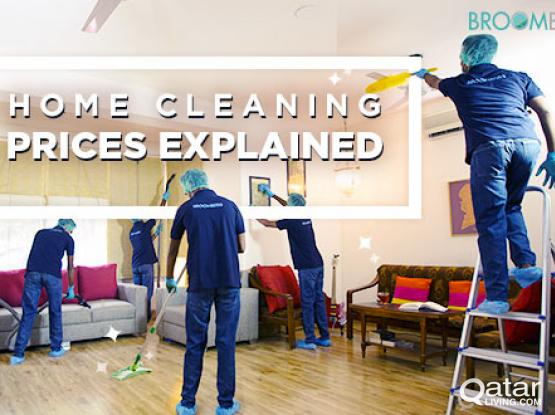 CLEANING & PEST CONTROL