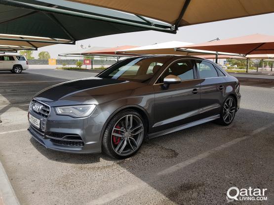 Audi S 2016