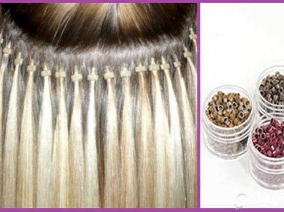 Applaeing  hair extensions