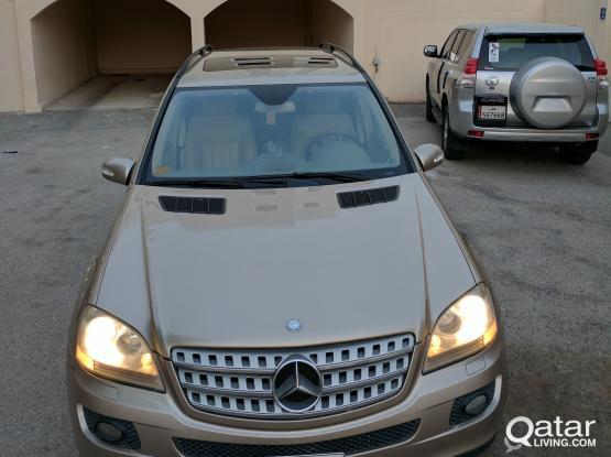Mercedes ML 500 2007