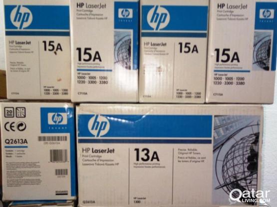 HP LaserJet Print Cartridge 13A / 15A