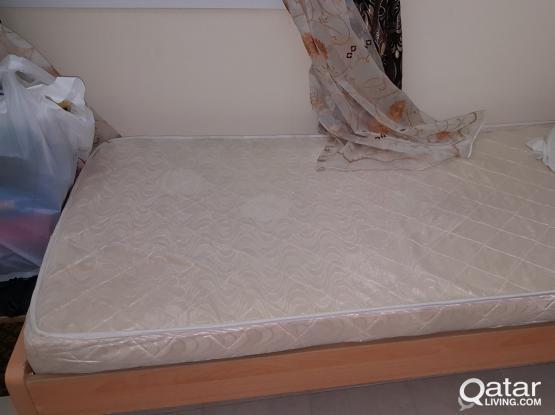 Furniture & Mattress for urgent sale
