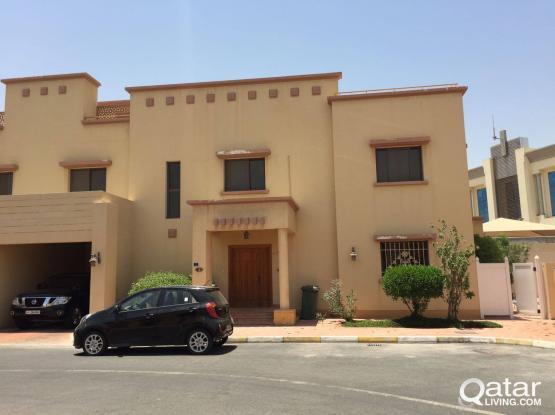 Villa for sharing in Garden City compound