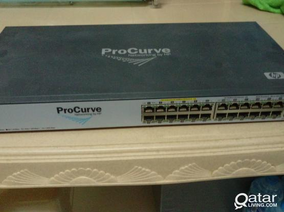 HP Procurve Ethernet Switch