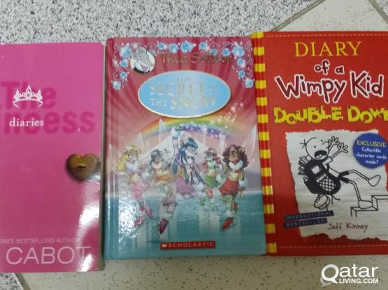 Cathy cassidy, karan mccombie Jacqueline Wilson's etc book for sale