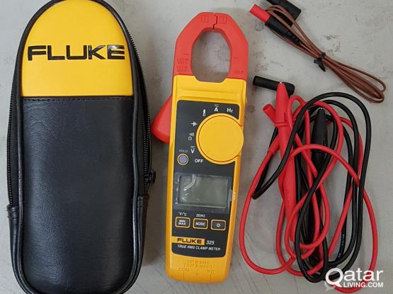 Fluke Clamp Meter 325 | Qatar Living