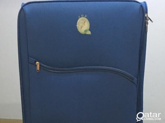 Travel/Trolley bags @ QAR.150/- for 2 pcs. Call 66262520