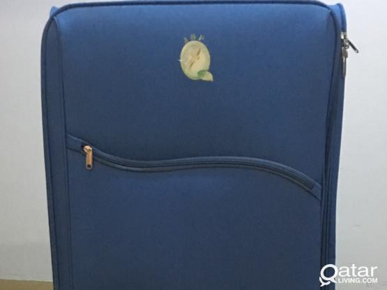 Travel/Trolley bags @ QAR.150  for 2 pcs. Call 44911725