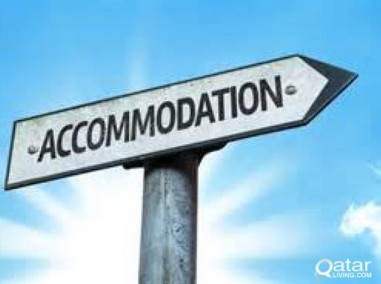 Sharing Accomodation