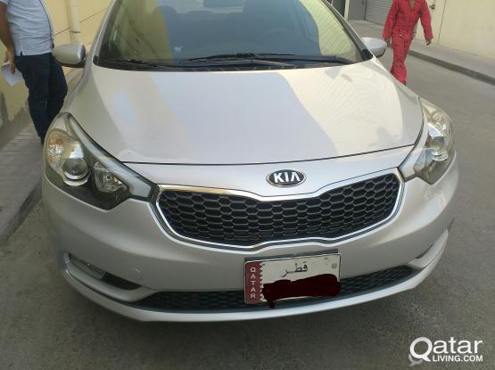 Kia Cerato 2016 Low Price Qatar Living