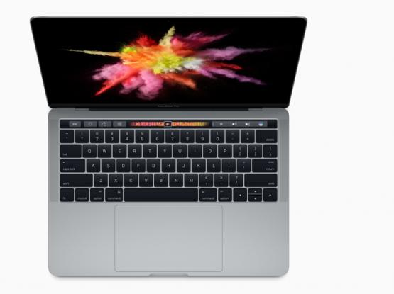 MacBook Pro  13-inch, Late 2016, Touch Bar