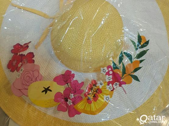 Summer hat for women from Escada