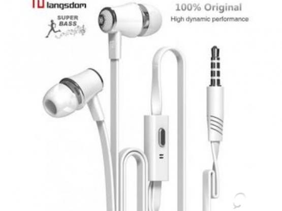 Original Langsdom in-ear Headphones for all types of phones