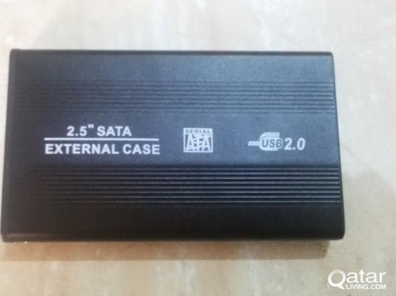 External Hard Disk Case